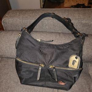 Nylon Dooney and Bourke Hobo Bag